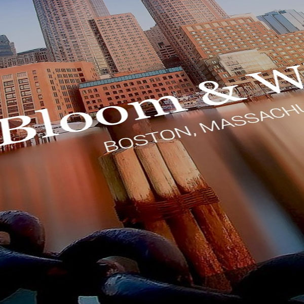 Bloom and Witkin